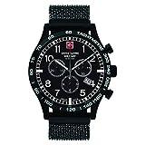 Swiss Alpine Military Herren Uhr Chrono 1746.9177SAM Edelstahl