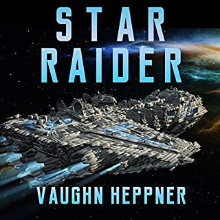 Star Raider cover art