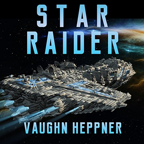 Star Raider audiobook cover art
