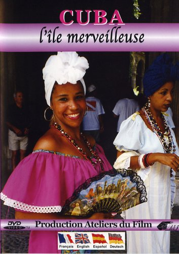 Cuba, l'île merveilleuse [Francia] [DVD]
