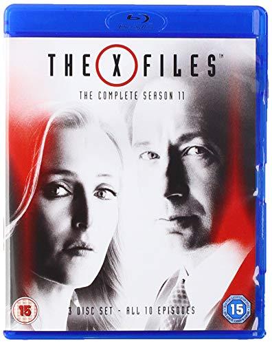 X-Files The Season 11 [Edizione: Regno Unito]