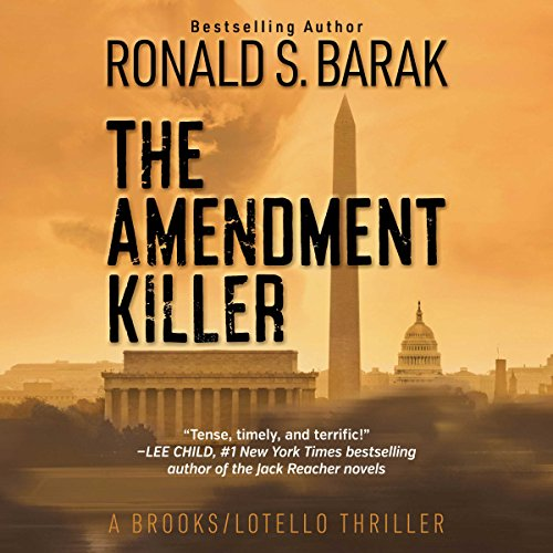 The Amendment Killer audiobook cover art