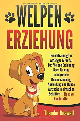 Welpenerziehung: Hundetraining für Anfänger & Profis! Das Welpen...