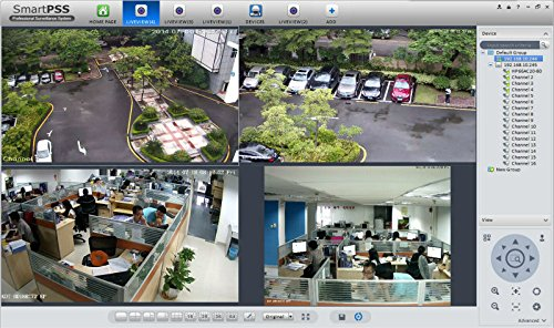 Dahua Smart PSS Cms - SMART Professional Surveillance System