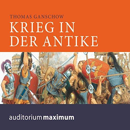 Krieg in der Antike Titelbild