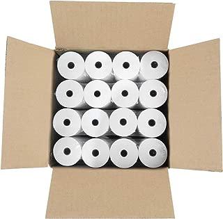 MFLABEL Thermal Receipt Paper Rolls 3-1/8 x 230ft (32 Rolls)