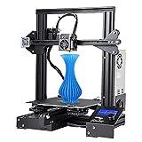 Best 3d Printers - Comgrow Creality Ender 3 3D Printer Aluminum DIY Review