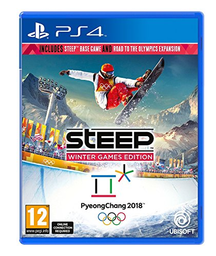 Steep Road To The Olympics (PS4) (輸入版)