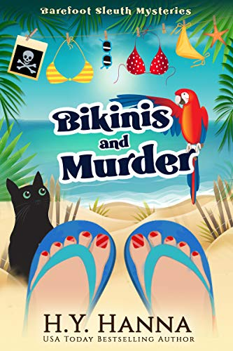 Bikinis and Murder (Barefoot Sleuth Mysteries ~ Book 4) (English Edition)