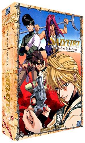 Saiyuki-Partie 1-Collector-VOSTFR/VF-Edition 2010