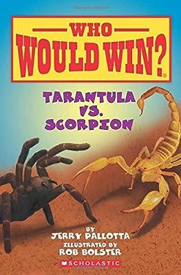 Tarantula vs. Scorpion (Who Would Win?)