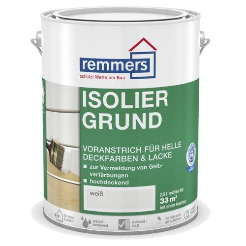 Remmers Isoliergrund - weiß 10ltr