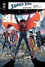 Super Sons, Tome 2 - La planète des songes de Jorge Jimenez