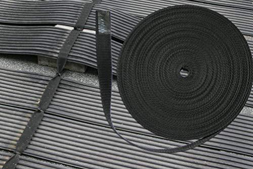 Solar4pool Poolheizung solarmatte | Solar heizung | Pool solarheizung | Schwimmbadheizung | Sonnenkollektor | EPDM Rubber (DakBand+DOP)