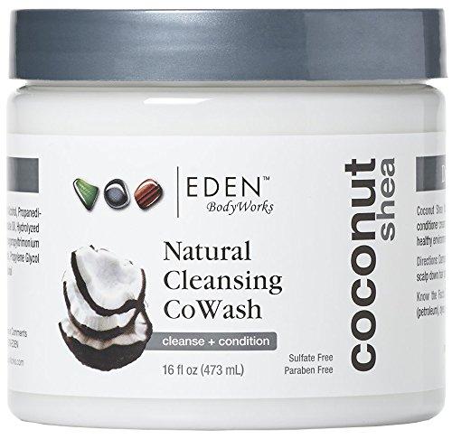 3. Eden BodyWorks Coconut Shea Cleansing Co-Wash