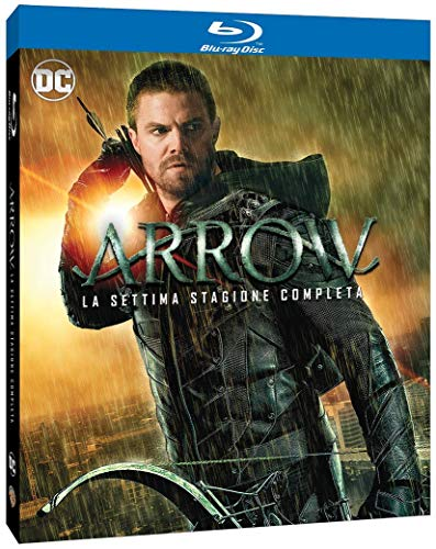 AMELL,CASSIDY,DONNELL,RAMSEY - ARROW STG.7 (BOX 5 BR) (5 BLU-RAY)