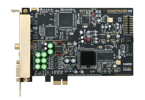 AuzenTech X-Fi HomeTheater HD Soundkarte