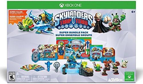Skylanders Trap Team Holiday Bundle Pack Xbox One product image
