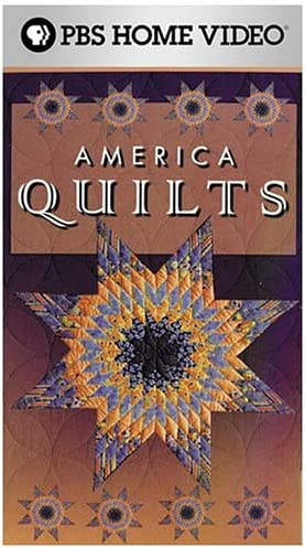 America Quilts VHS product image