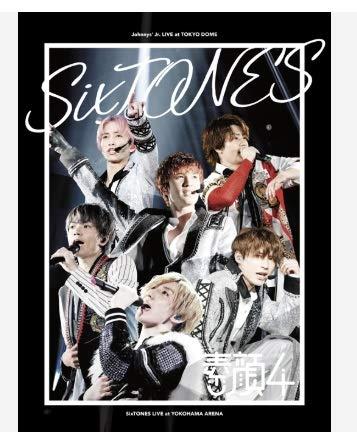 素顔4 【SixTONES盤】