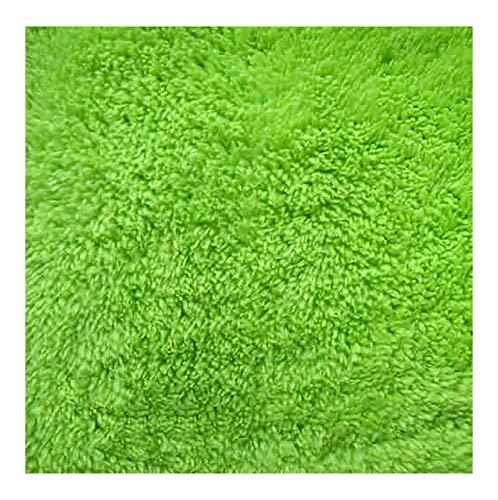 LXZFJW Azulejos de espuma entrelazados premium de espuma de enclavamiento tapetes anti-fatiga suelo-verde 50 × 50 × 1 cm 5 piezas