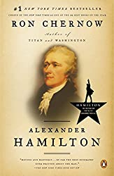 Book cover of Alexander Hamilton by Ron Chernow.