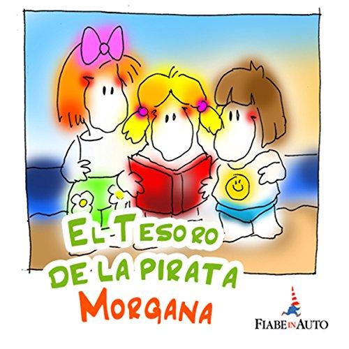 El tesoro de la pirata Morgana copertina