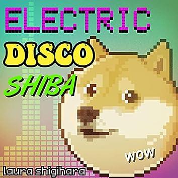 Electric Disco Shiba