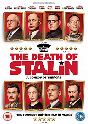 DVD1 - DEATH OF STALIN THE (1 DVD)