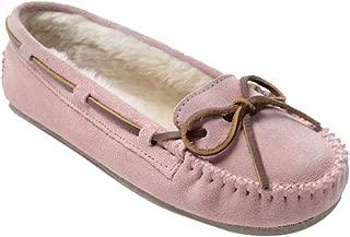minnetonka pink slippers