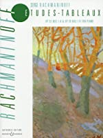 ラフマニノフ: 絵画的練習曲集(音の絵) Op.33, Op.39/ブージー & ホークス社/ピアノ・ソロ