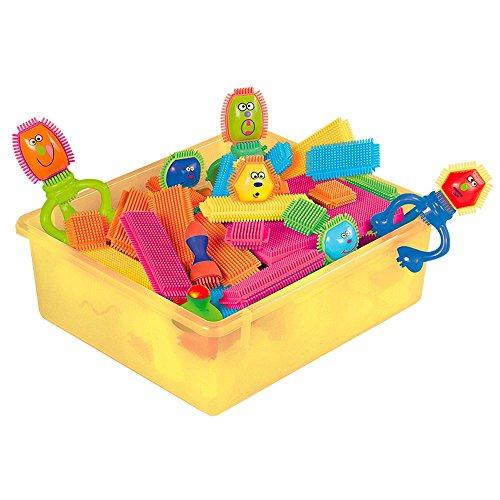 Pinmulti up! Case, Juego de construcción de pinchitos para bebé