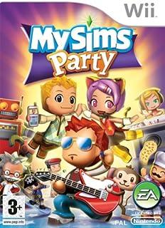 MySims Party (Wii) [Importación inglesa]