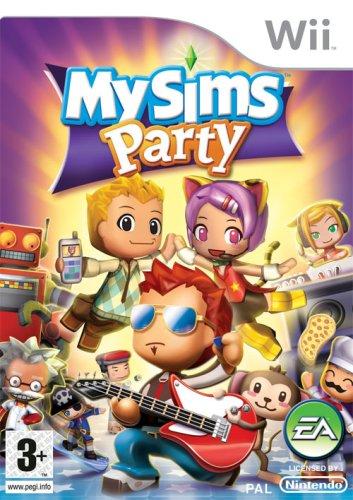 MySims Party (Wii) [Edizione: Regno Unito]