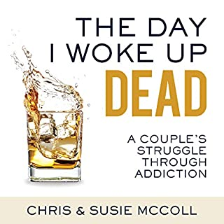 The Day I Woke Up Dead audiobook cover art