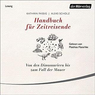 Handbuch für Zeitreisende Titelbild