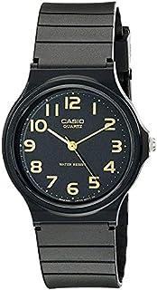 CASIO チープカシオ チプカシ アナログ スタンダード ラウンド/ブラック MQ-24-1B2 【並行輸入品】