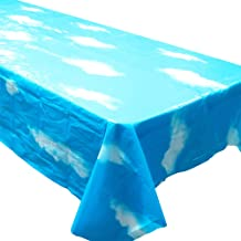 Blue Orchards Sky Tablecovers (2), Sky Party Decorations, Sky and Clouds Background