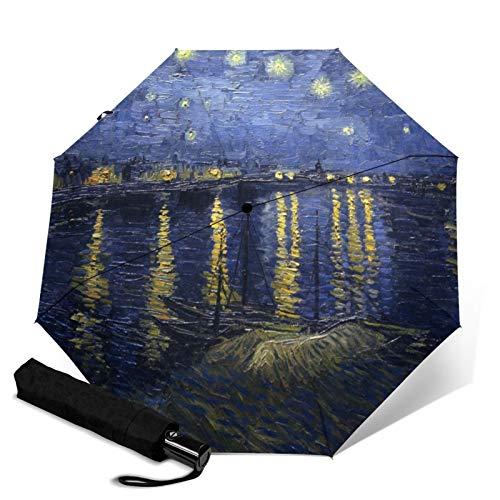Paraguas Estrellas  marca KACNENGH