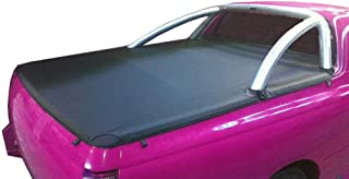 Holden Commodore Ute VU VY VZ - Clip On Tonneau Cover - Suits Factory Sports Bar