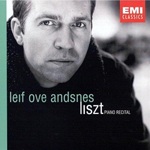 Liszt: Piano Recital. Klavierrecital