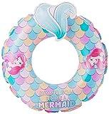 Disney Princesse Ariel Outdoor Anneau de Natation Gonflable Flotteurs de Piscine pour Enfants Multicolore