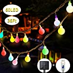 USB/Solar Powered String Lights 2