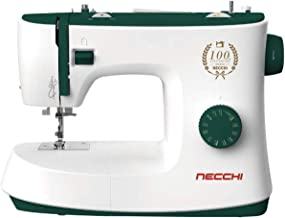 NECCHI(ネッキ) 電動ミシン フットコントローラー付き K121A