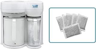 Waterwise 3200 water distiller w/6 pack filters