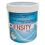 +Density Plus Polvere Addensante per Liquidi e Alimenti per Disfagici e Disfagia, Altissime Capacità Addensanti Gomma di Xantano Alimentare Gusto Neutro - 250g