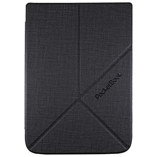 Pocketbook Origami - Funda Plegable para Impresora Inkpad 3 y Inkpad 3 Pro, Color Gris Oscuro