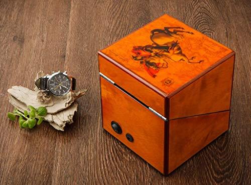GHYX horlogeopbergbox automatische horlogebeweger tentoonstellingsstand quiet mechanische horloge box