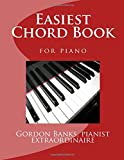 Easiest Chord Book for Piano