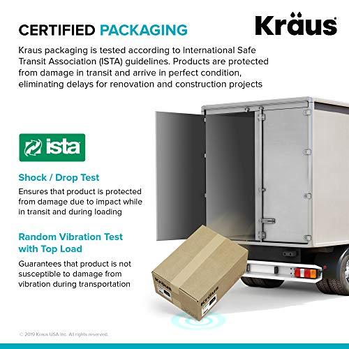 Kraus Kgu 413b 31 Inch Undermount Single Bowl Black Onyx Granite Kitchen Sink Buy Online In United Arab Emirates At Desertcart Ae Productid 1520984